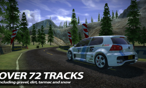 Rush Rally 2 Android Free Download