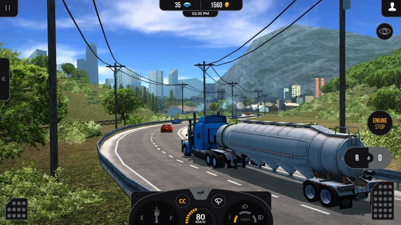 Truck Simulator PRO 2 Android Free Download