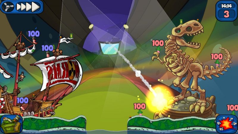 Worms 2 Armageddon Android Free Download