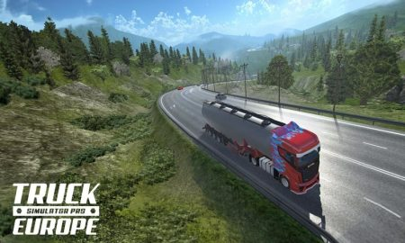 Truck Simulator PRO Europe Android Free Download