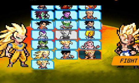 Fighter Saiyan Super Android Free Download