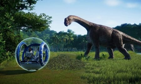 Jurassic World Evolution Android Download