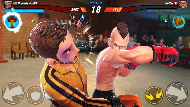 Boxing Star Android Hack
