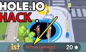 Hole.io Android Hack