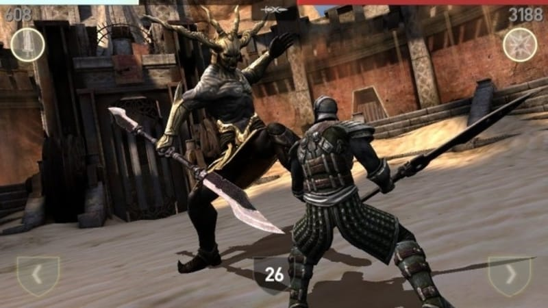 Infinity Blade III Android Free Download
