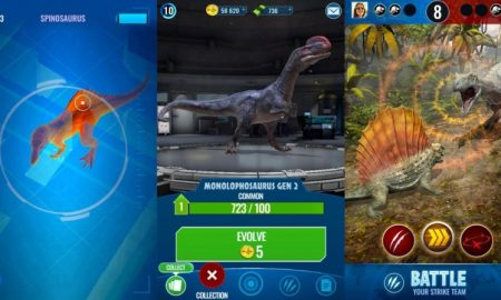 Jurassic World Alive Android Hack