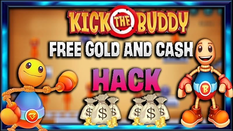 Kick the Buddy Android Hack