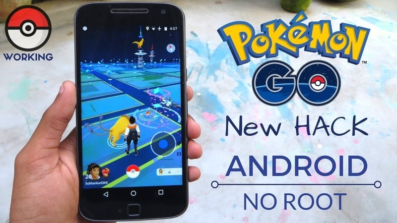 Pokemon Go Hack Android