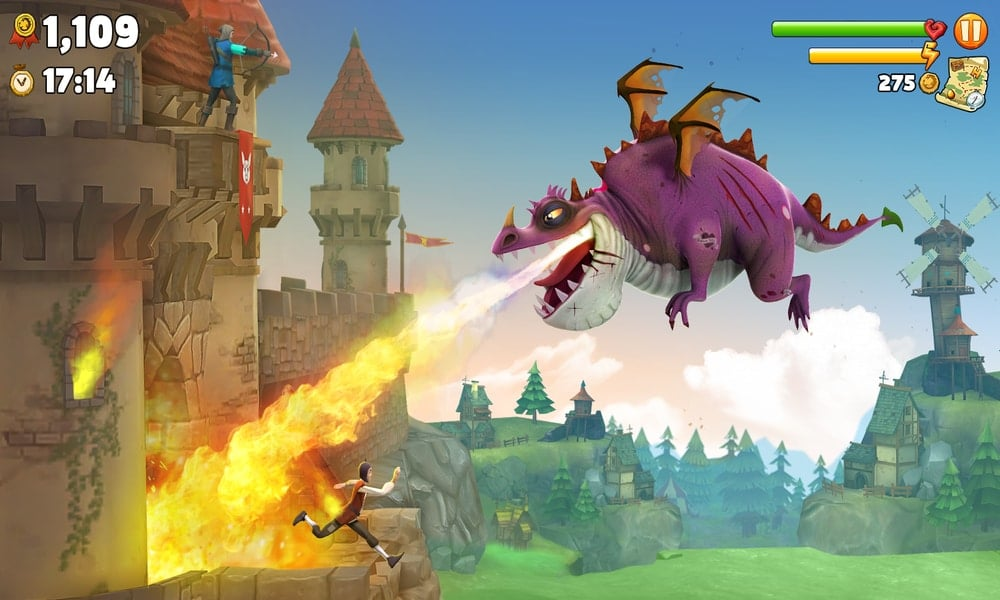Hungry Dragon Android Game Hack