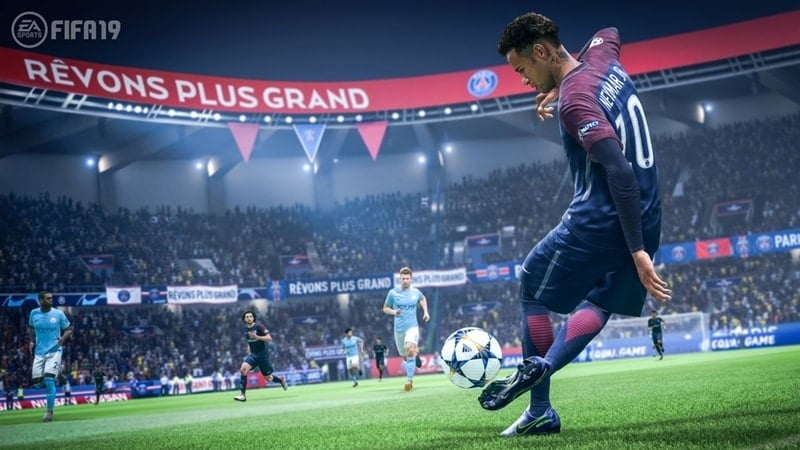 FIFA 19 Android Game