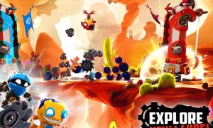 Badland Brawl Android